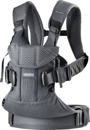 BABYBJORN  BABYBJÖRN - Baby Carrier ONE AIR, Silver - new version