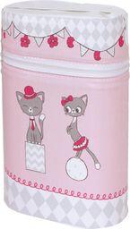 Ceba Baby Ceba Baby, Termoopakowanie podwójne, Kotki różowe