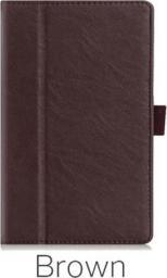 Etui do tabletu Slim Case Lenovo Tab 3 A7-10 Brązowy