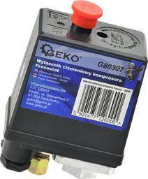 GEKO Wyłącznik ciśnieniowy kompresora Presostat (70)