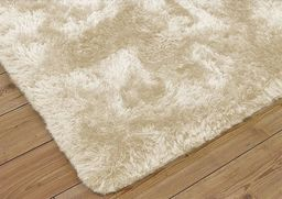 Dywan - Living Room Shaggy 120x160 - Beige