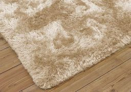 Dywan - Living Room Shaggy 120x160 - Camel