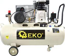 Kompresor samochodowy GEKO #Kompresor olejowy 100L typ Z  BIG (1)