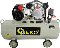 Kompresor samochodowy GEKO #Kompresor olejowy 100L typ V(1)