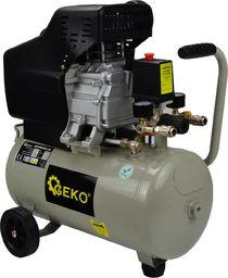 Kompresor samochodowy GEKO Kompresor olejowy 50L(1)