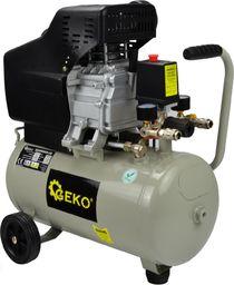 Sprężarka tłokowa GEKO Kompresor olejowy 24L (1)
