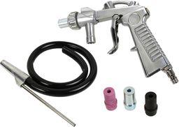 Pistolet do piaskowania GEKO Pistolet do piaskowania z wężem PS-3(10/20)