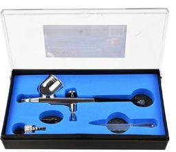 Pistolet lakierniczy GEKO z górnym zbiornikiem 7ml 0,3mm