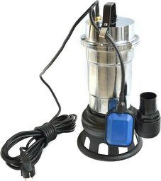 GEKO pompa z rozdrabniaczem WQD10-8-0.55 nikiel z pływakiem do brudnej wody (G81428)