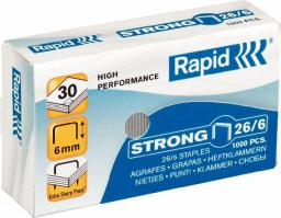 Esselte zszywki RAPID STRONG 26/6 1M (24861400)