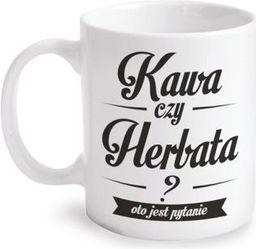 GiftWorld Kubek Kawa czy Herbata 300ml