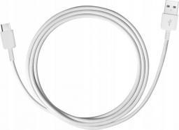 Kabel USB Samsung Kabel Samsung EP-DW700CWE USB-C bulk biały/white 150cm