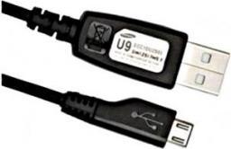 Kabel USB Samsung Kabel microUSB ECC1DU0BBK bulk