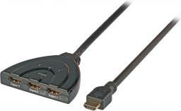 EFB Switch 3 portowy, HDMI (ME1008)