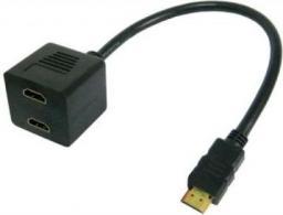 Techly Splitter 2x HDMI  (ICOC HDMI-F-002)