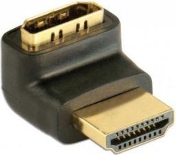 Adapter AV Techly Adapter kątowy  90 °  HDMI (IADAP HDMI-L)