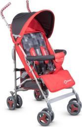 Wózek Lionelo Wózek spacerowy Elia czerwony (52102)