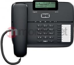 Telefon przewodowy Gigaset DA710 Czarny