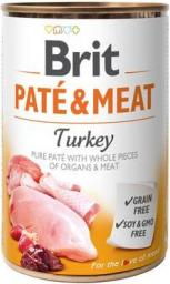 Brit Pate&Meat Turkey 400g
