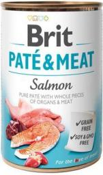 Brit Pate&Meat Salmon 400g