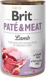 Brit Pate&Meat Lamb 400g