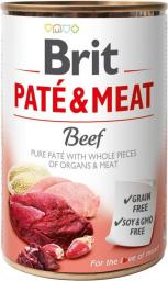 Brit  Pate & Meat beef 400 g