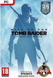 Rise of the Tomb Raider 20 Years Celebration XBOX LIVE Key GLOBAL