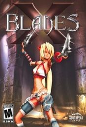 X-Blades Steam Key GLOBAL