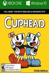 Cuphead XBOX LIVE Key XBOX ONE / Windows 10 GLOBAL
