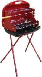 Angerman Grill walizkowy z pokrywą 44x58cm (AR220)