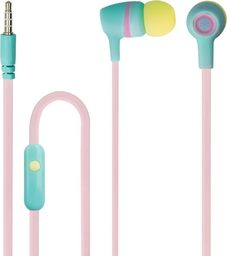 Słuchawki Forever Zestaw słuchawkowy Forever JSE-200 pastel