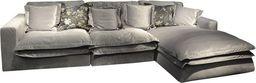 Miloo Home Sofa 4-osobowa z otomaną prawą Boa 320x160x75cm