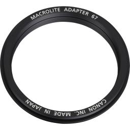 Canon Macrolite Adapter 67mm (3563B001)