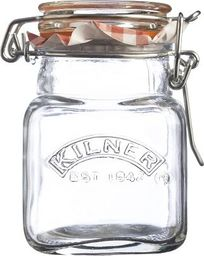 Kilner KILNER  Słoik 0,07l, Square Clip Top Jar
