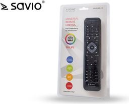 Pilot RTV Savio Pilot uniwersalny/zamiennik Savio RC-10 do TV Philips