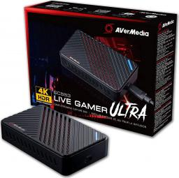 AVerMedia Live Gamer Ultra, USB 3.1, 4K