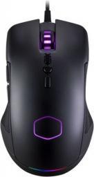 Mysz Cooler Master Mysz przewodowa Cooler Master MasterMouse CM310 optyczna 10000 DPI RGB czarna dla graczy