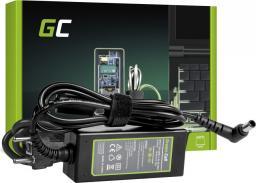 Zasilacz do laptopa Green Cell Zasilacz sieciowy do notebooka Sony VAIO PCG-F150 FX200 19,5V 2,15A (AD30A)