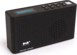 Radio Opticum Opticum Ton-3 - black - DAB plus - VHF - jack