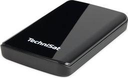 Dysk zewnętrzny Technisat TechniSatSTREAMSTORE HDD 1 TB - USB 3.0 - black