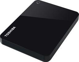Dysk zewnętrzny Toshiba HDD Canvio Advance 1 TB Czarny (HDTC910EK3AA)