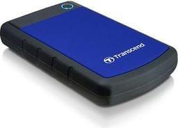 Dysk zewnętrzny Transcend Transcend StoreJet 25H3 4 TB - 2.5 - USB 3.1