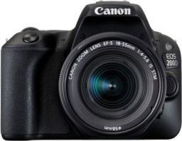 Lustrzanka Canon EOS 200D 18-55 (2250C002AA)