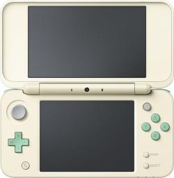 Konsola Nintendo New 2DS XL Animal Crossing