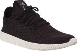 Adidas Buty męskie Pharrell Williams Tennis Hu 056 czarne r. 39 1/3 (AQ1056)