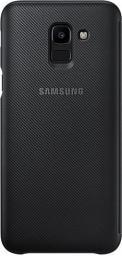 Samsung Etui Wallet Case dla J6 2018 (EF-WJ600CBEGWW)