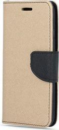 GSM City Etui Fancy Book do Nokia 8 czarno-złote