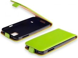 GSM City Etui Flip Case do LG X Screen zielona