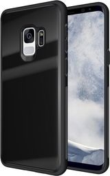 GSM City TEMPERED GLASS CASE SAMSUNG GALAXY S9 CZARNY