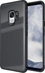 GSM City TEMPERED GLASS CASE SAMSUNG GALAXY S9 SZARY